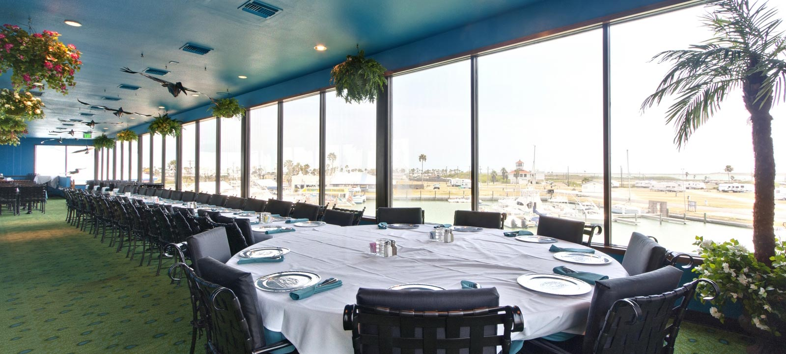 Host your next banquet or meeting at Sea Ranch Restaurant!